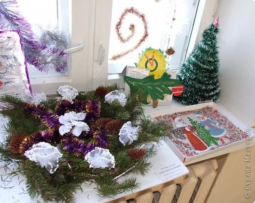 """Выставку """"Новогодний букет"""" к прошедшему Новому году организовал Центр внешкольной работы (фото из архива). фото 3"""
