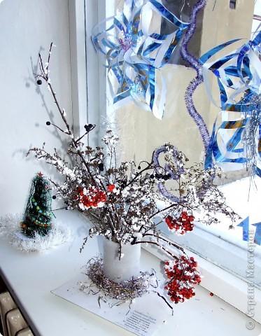 """Выставку """"Новогодний букет"""" к прошедшему Новому году организовал Центр внешкольной работы (фото из архива). фото 5"""