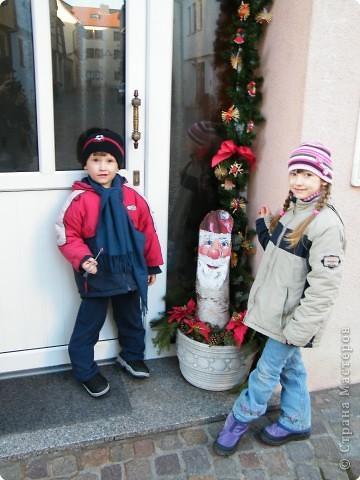 Рождественские улицы поселка фото 11