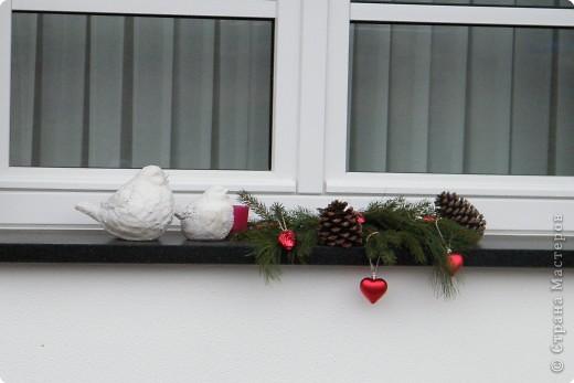 Рождественские улицы поселка фото 5