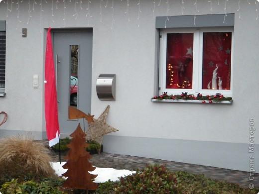 Рождественские улицы поселка фото 6
