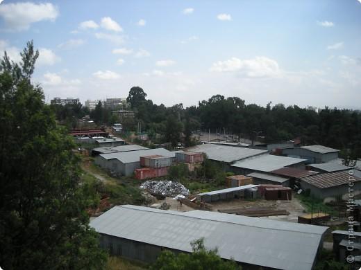 Муж был в Эфиопии один день и по моей просьбе сделал несколько снимков... фото 11
