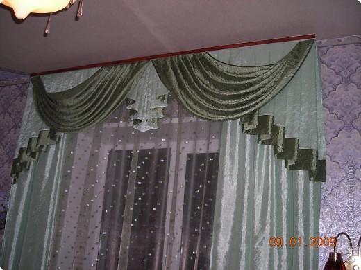 Шьем шторы для спальни