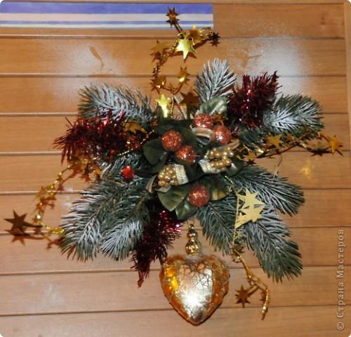 Идея работы - мамАня, выполнил Василий 7 л (торцевание, цветы из салфеток) фото 5