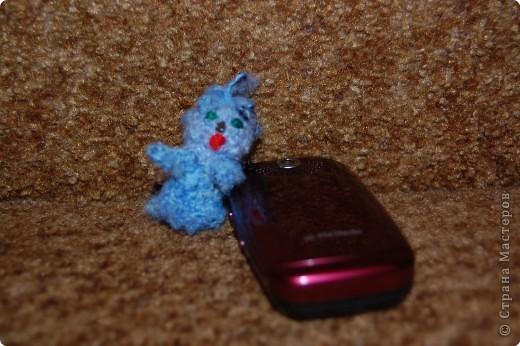 Вязание крючком: котик