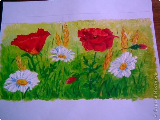 Люблю рисовать и декорировать старые вещи. фото 1