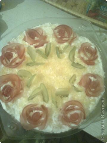 Вот такой тортик мы сейчас попробуем сделать... фото 43