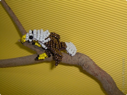 Бисероплетение: Орлята учатся летать... фото 1