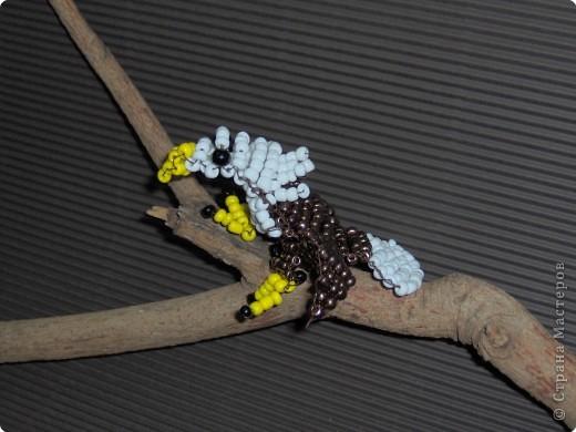 Бисероплетение: Орлята учатся летать... фото 2