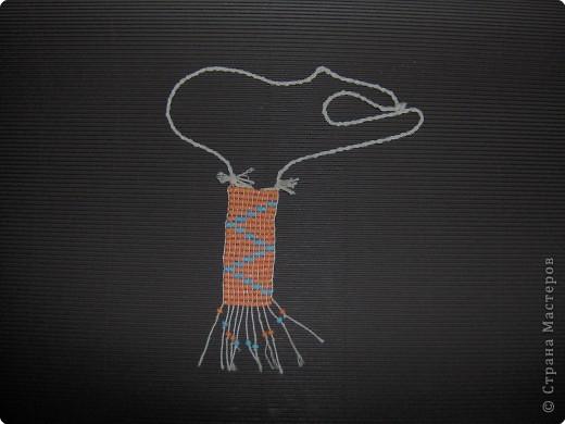 Плетение: Украшение в восточном стиле