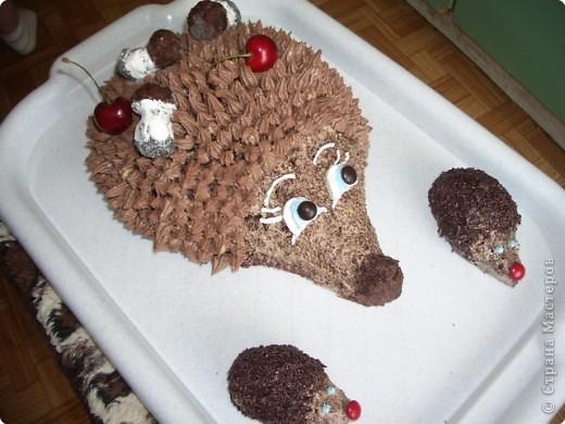 Рецепт торта ежик пошагово