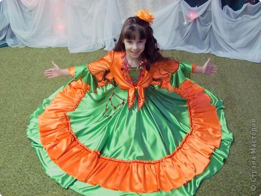 Как сшить детский костюм цыганки своими руками 9