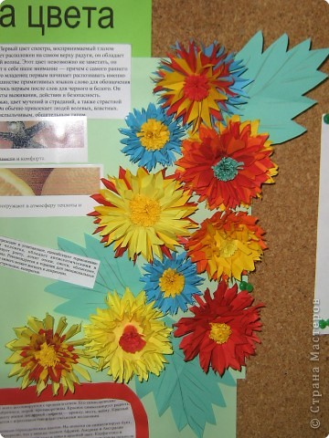 """Проект нашего класса """"Цвет вокруг нас. Влияние цвета ."""" фото 3"""