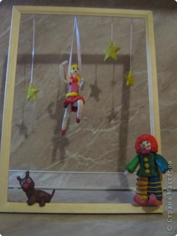 Лепка: Цирк фото 2