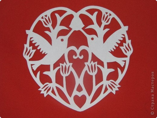 вытынанки-валентинки фото 3