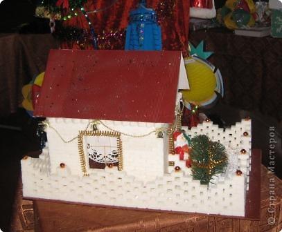 Сахарный домик фото 2