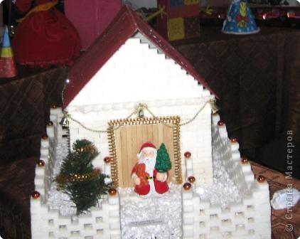 Сахарный домик фото 1