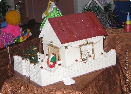 Сахарный домик фото 3
