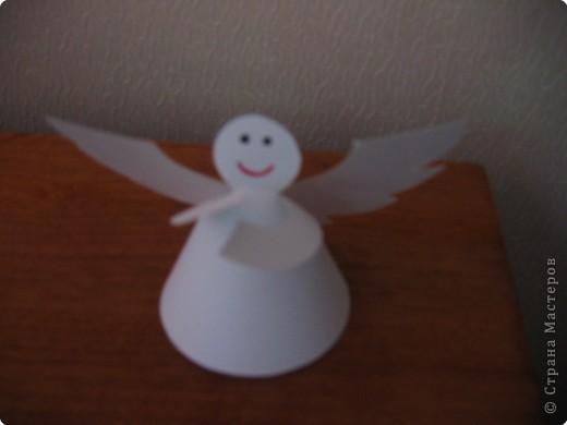 Вырезание: Ангел фото 1
