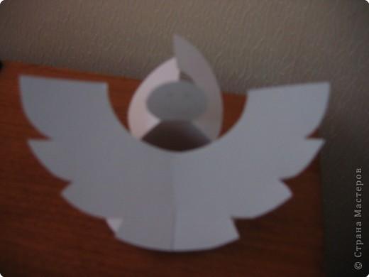 Вырезание: Ангел фото 2