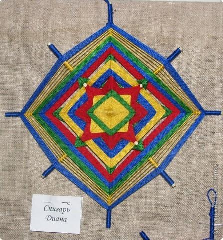 Плетение: Мандалы моих учениц.  фото 2