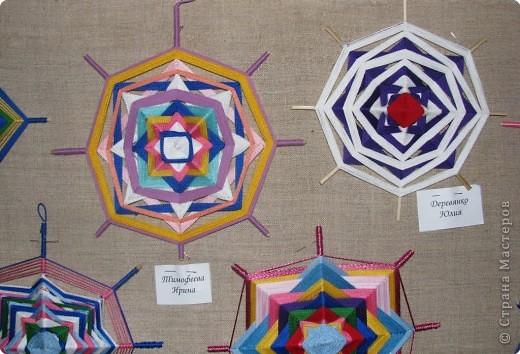 Плетение: Мандалы моих учениц.  фото 3