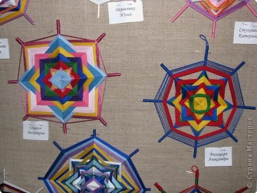Плетение: Мандалы моих учениц.  фото 4