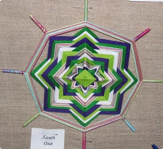 Плетение: Мандалы моих учениц.  фото 5