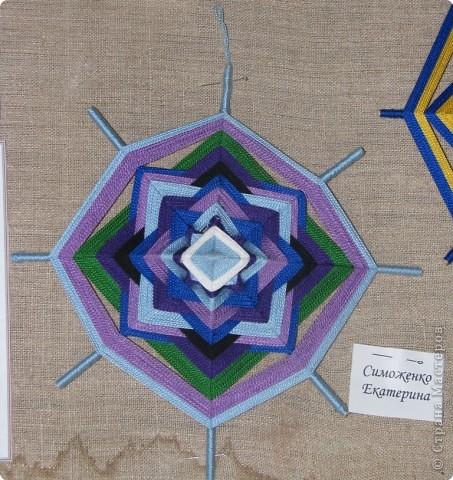 Плетение: Мандалы моих учениц.  фото 6