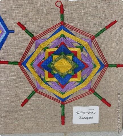 Плетение: Мандалы моих учениц.  фото 10
