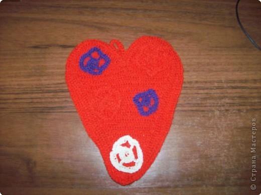 Вязание: Вязаные салфетки фото 2