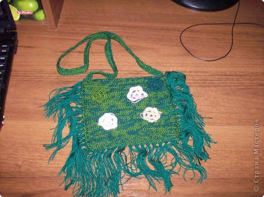 Вязание: Сумочки для дочки фото 1