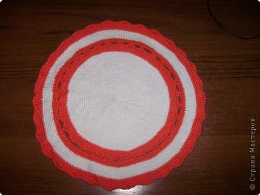 Вязание: Вязаные салфетки фото 3