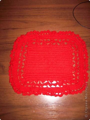 Вязание: Вязаные салфетки фото 4