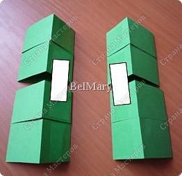 Для того, чтобы сделать такой трансформер нам понадобится: плотная бумага (12 см * 24 см), линейка, карандаш, ножницы, скотч. фото 6