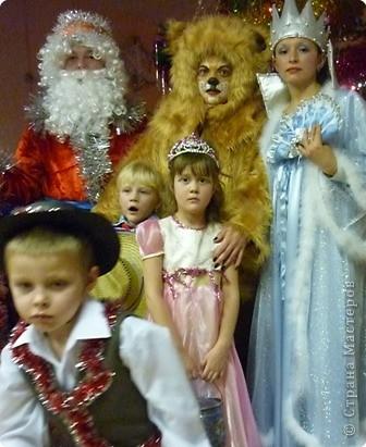 утренник в детском саду,я царица:)