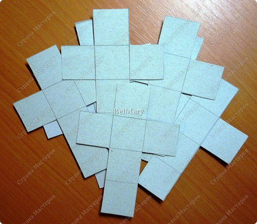 Как сделать кубик из бумаги без клея