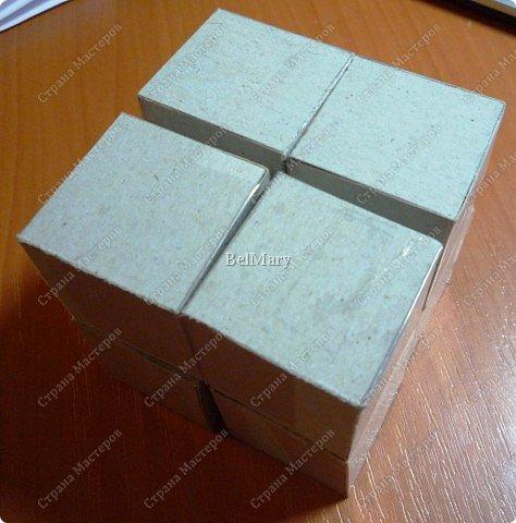Оригами Кубик-трансформер