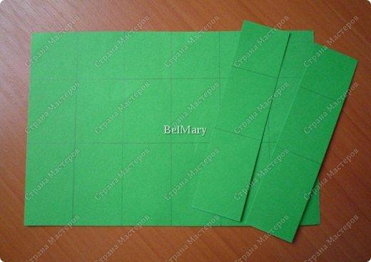 Для того, чтобы сделать такой трансформер нам понадобится: плотная бумага (12 см * 24 см), линейка, карандаш, ножницы, скотч. фото 2