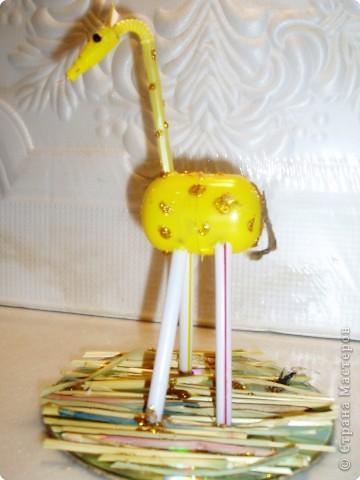 Мастер-класс Моделирование конструирование Поделки игрушки из бросового материала Материал бросовый фото 4