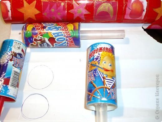 ...мороженое - съедено, подарки - распакованы... сотворим - ка ... фото 1
