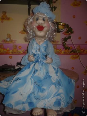Шитьё: Кукла Любавушка фото 1