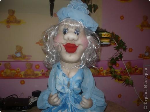 Шитьё: Кукла Любавушка фото 2