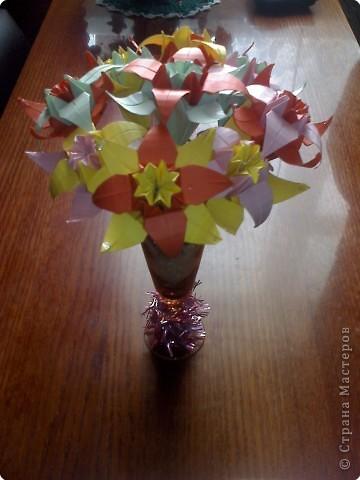 Бумагопластика: Цветы фото 1