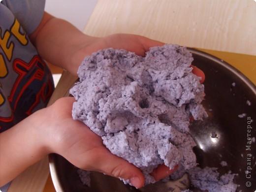 Рецепт папье-маше из яичных лотков