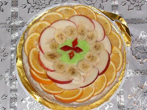 Рецепт кулинарный: Тортик