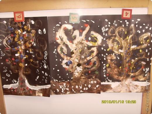 Рисование и живопись: Дерево чудес. фото 2