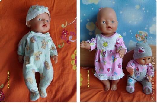 Куклы борн своими руками