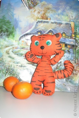 Забавные Тигрята Лиды ( 5 кл.)  фото 2