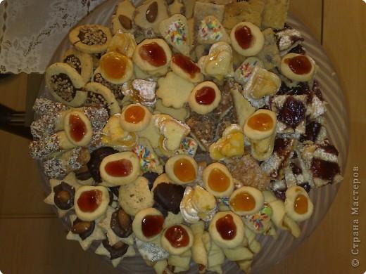 Рецепт кулинарный: рождественская стряпня